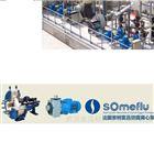 宏浩供应法国进口SOMEFLU离心泵