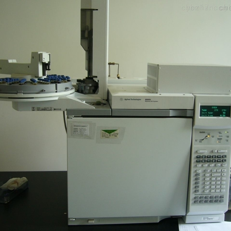 合肥市承试电力设备润滑油气相色谱仪