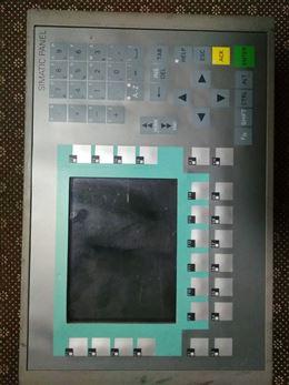 西门子触摸屏/显示器关电后开不了机