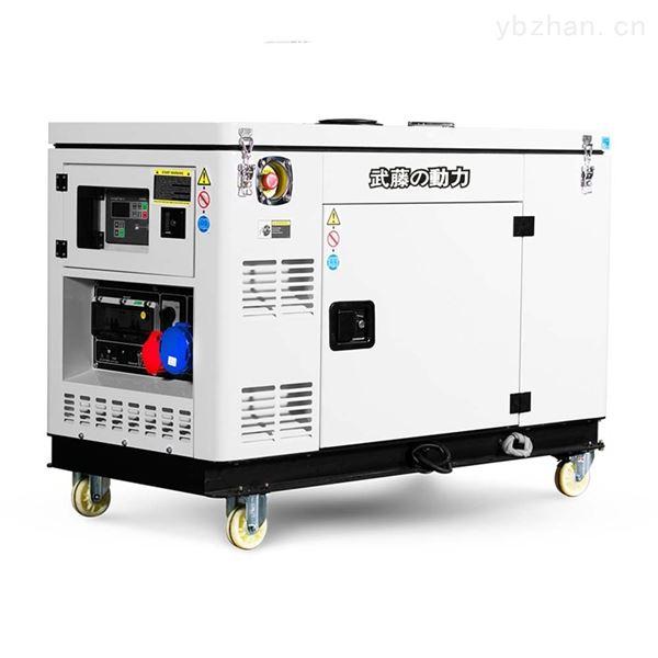 新丰县20KW开架式发电机解析