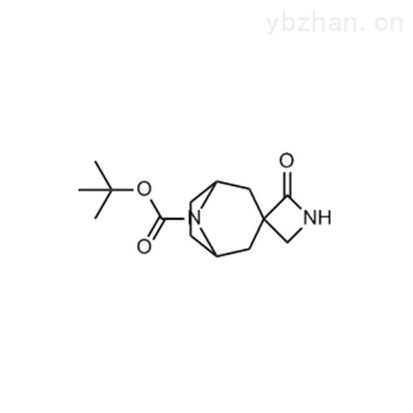 tert-Butyl 2-oxo-8-azaspiro[azetidine-3,3-bicyclo[3.2.1]octane]-8-carboxylate