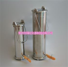 ETC-1B不锈钢水质采样器