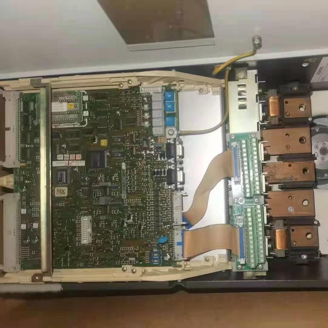 变频器G120上电显示正常可无电压输出不启动