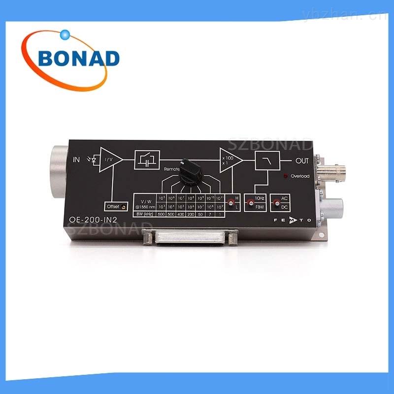 FEMTO光电探测器 光电接收器