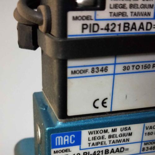 美国MAC单压电磁阀中文样本-55B-12-RA