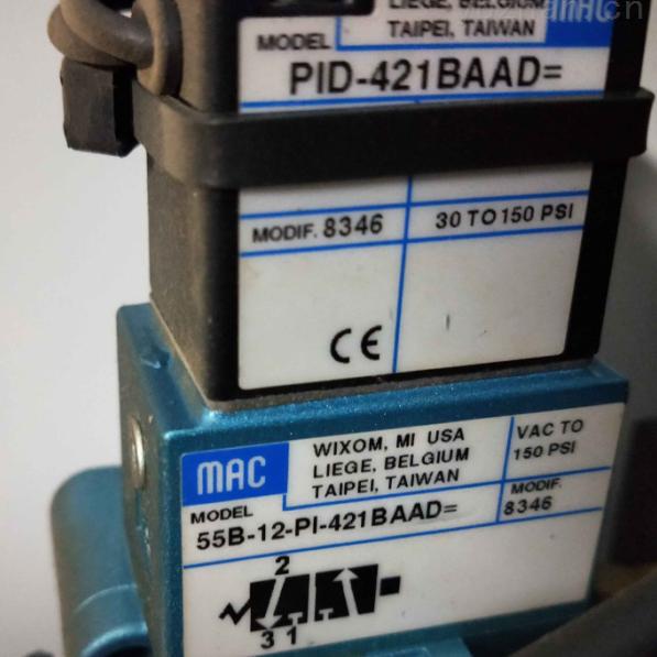 美国MAC四向电磁阀技术介绍