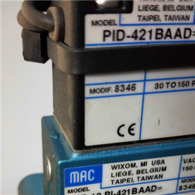 MV-A2B-A121-PM-501JF-美国MAC外先导式板接电磁阀