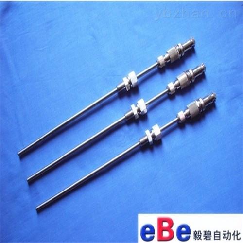 WZPK-274扁接插式固定卡套螺紋熱電阻廠家