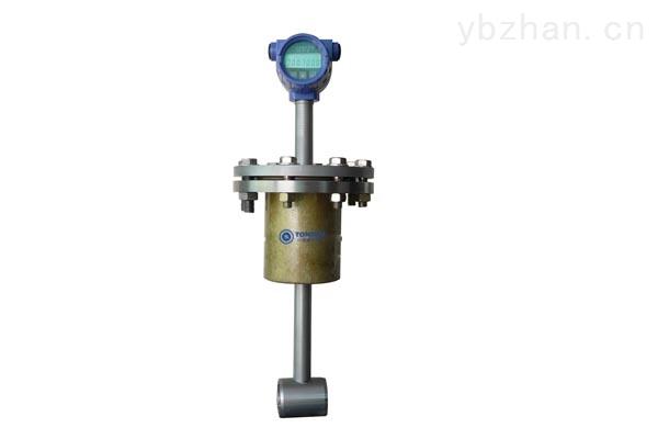 LWGY插入式涡轮流量计 液晶显示