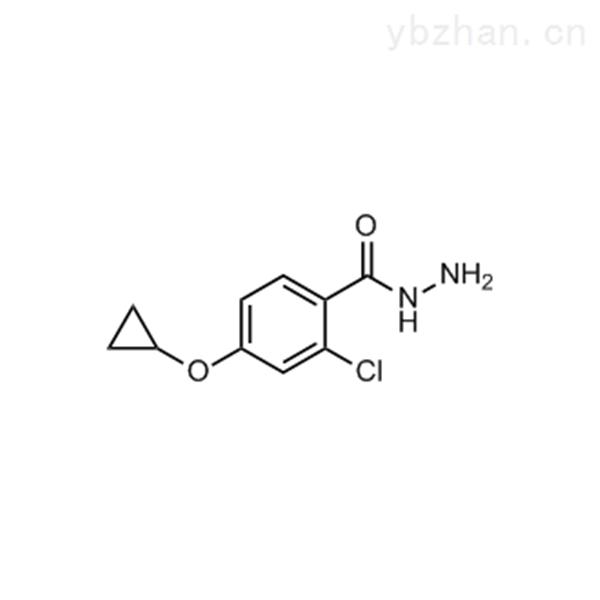2-Chloro-4-cyclopropoxybenzohydrazide