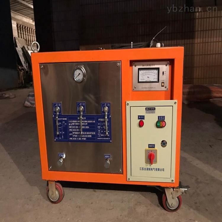 SF6气体回收抽真空装置