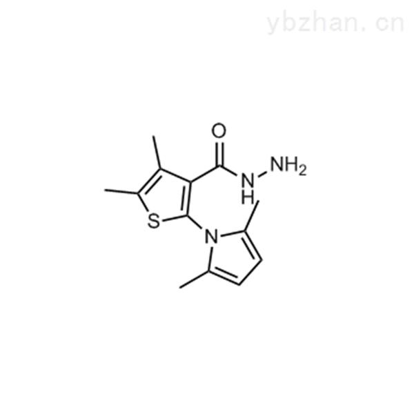 2-(2,5-Dimethyl-1h-pyrrol-1-yl)-4,5-dimethyl-3-thiophenecarbohydrazide