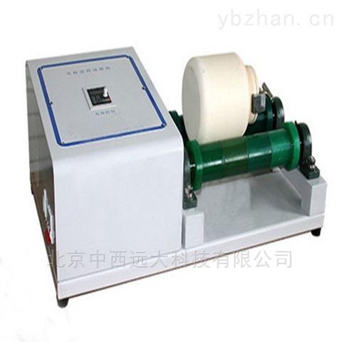 实验室滚筒球磨机 型号:ZV96-QM-5