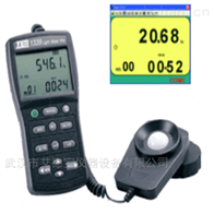 TES-1339R(RS-232)专业级照度计