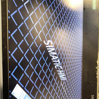 一天解决西门子TP1500触摸屏上电后进不去系统