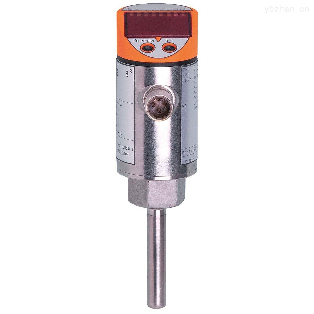 电子温度计TN2531,IFM紧凑型传感器