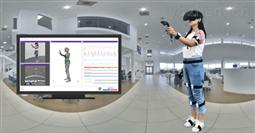 ErgoVR虚拟现实人机交互测评实验室