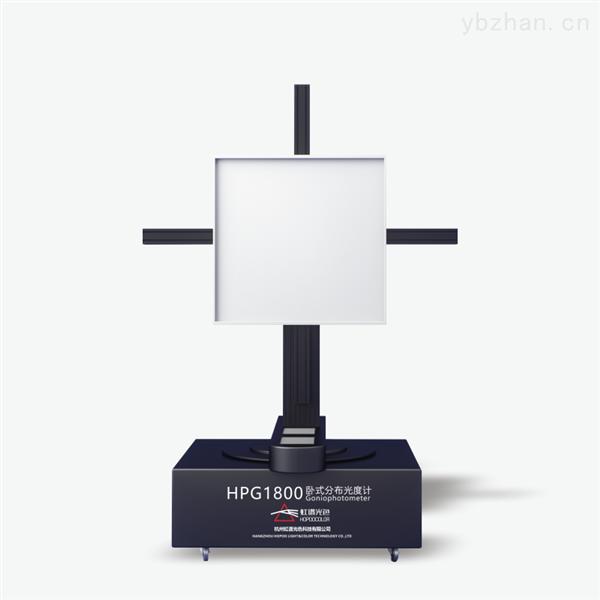 光度分布测试系统