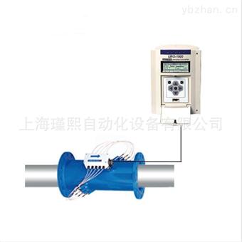 UR-100UR1000多声道管道式超声波能冷热量流量计