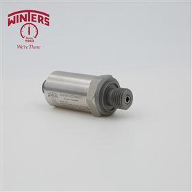 PFQ-40-T-S-A-2N-(0~7bar)供应文特斯(WINTERS)进口压力表