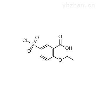 5-(Chlorosulfonyl)-2-ethoxybenzoic acid