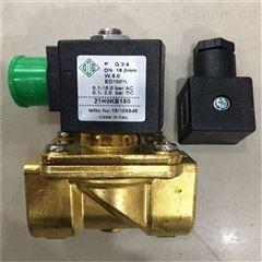 21H9KB180意大利ODE导式常开电磁阀性能概述
