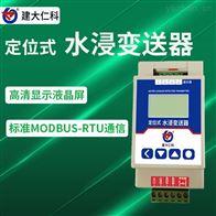 RS-SJ-DW-N01R01-1建大仁科智能水浸传感器 漏水探测器