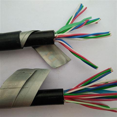 PTY22铠装铁路信号电缆重量表 PTY22