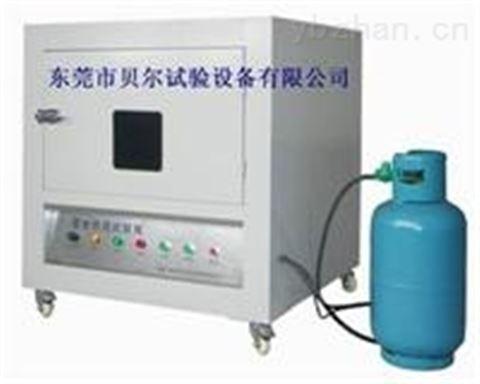 电池燃烧试验机 电池检测设备厂家