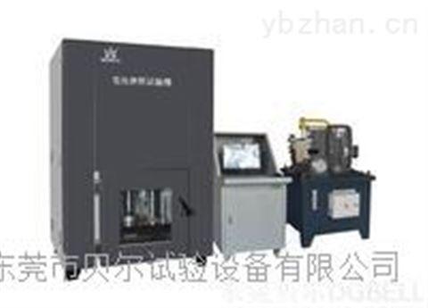 东莞贝尔立式电池挤压试验机