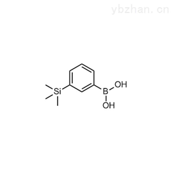 (3-(Trimethylsilyl)phenyl)boronic acid