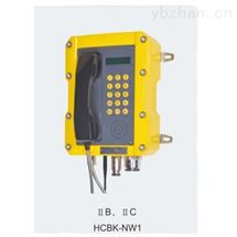 HCBK系列扩音防爆电话机