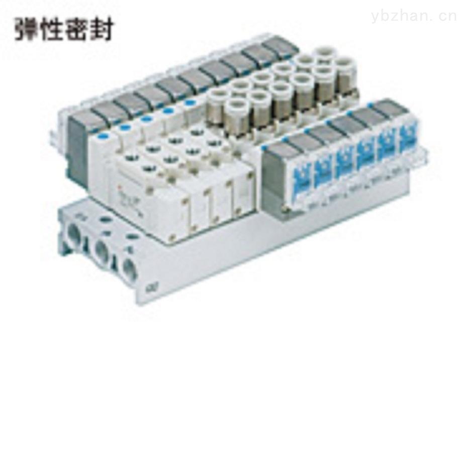 SMC 5通电磁阀插入型SY3000/5000/7000