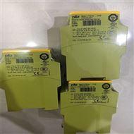 PNOZ Ex 115VAC 3S1OPILZ小型控制器