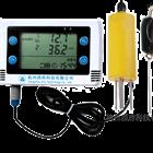 DL50-ESTMUSB通信可充电土壤熵情温度水分测量记录仪