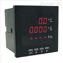 奥宾数显单相电流表AOB394Z-9X4-UIF
