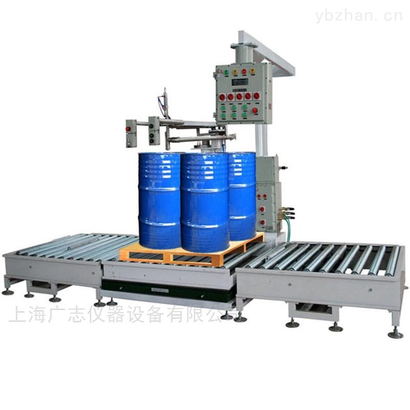 羟乳硅油灌装机聚醚硅油流水线定制厂家