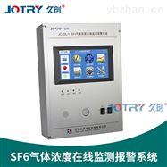 JC-DL/1-02SF6气体浓度在线监测报警系统