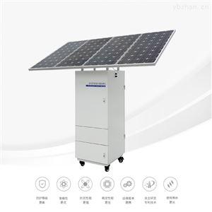太阳能水质多参数自动监测系统