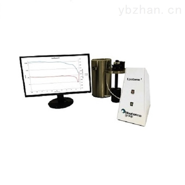 Lyotherm3冷冻状态分析仪
