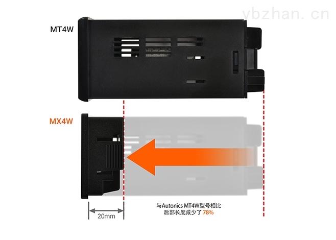 MX4W 系列 LCD显示型数字电压电流表