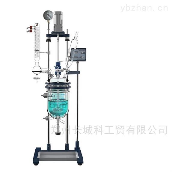 GR-5(落地式)玻璃反应釜价格