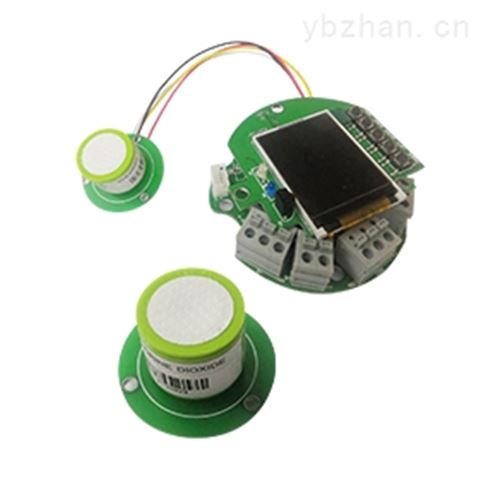 气体传感器检测模块