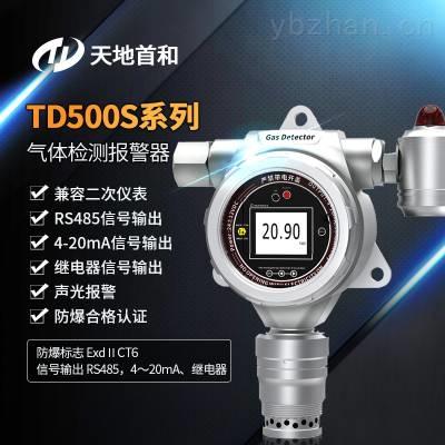 4-20mA输出超标浓度检测报警仪探头TD500S-HCL