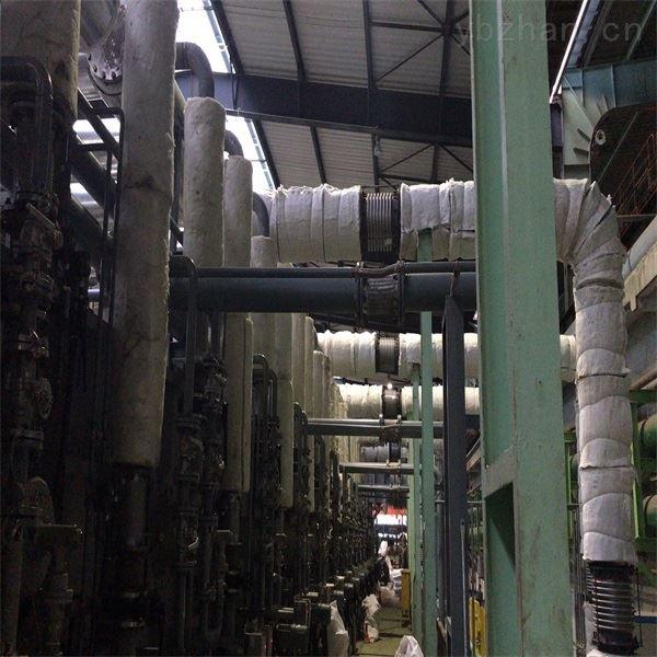 阜新市蒸汽管道保温施工