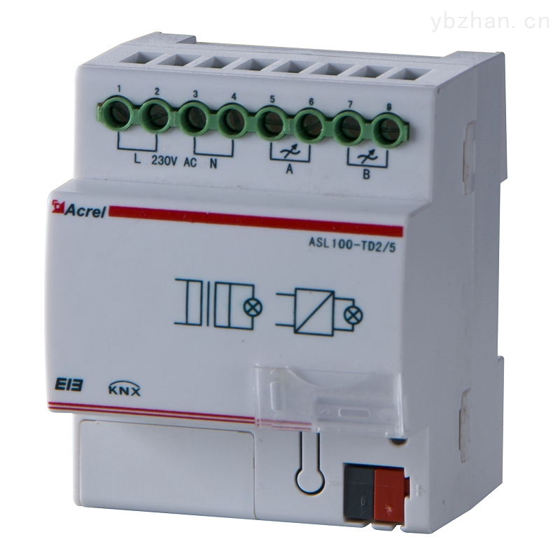 智能照明系统2路可控硅调光驱动器