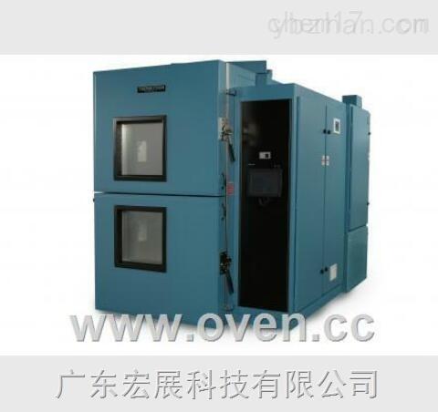湛江LED提篮式(两箱)温度冲击试验箱