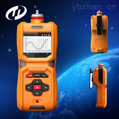 TD600-SH-C2H4O防爆型便携式乙醛检测报警仪_5合1气体测定仪