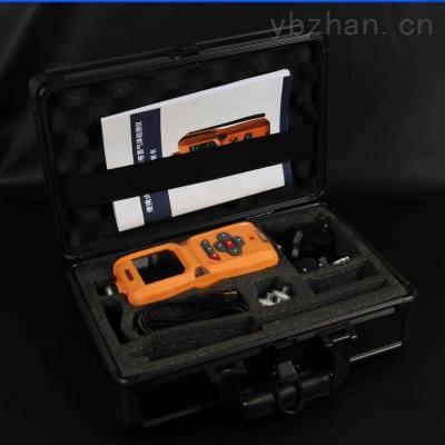 TD600-SH-HF防爆型便携式氟化氢检测报警仪_五合一气体测定仪