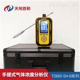 TD600-SH-B-Ar手提式氩气分析仪_2合1气体探测仪